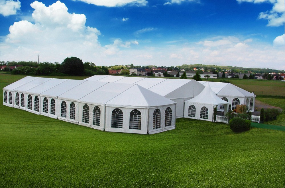 Covered area - specialized in the rental of marquees