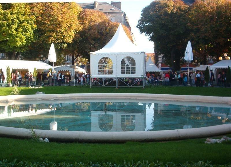 Valdaine marquees - event tent rental