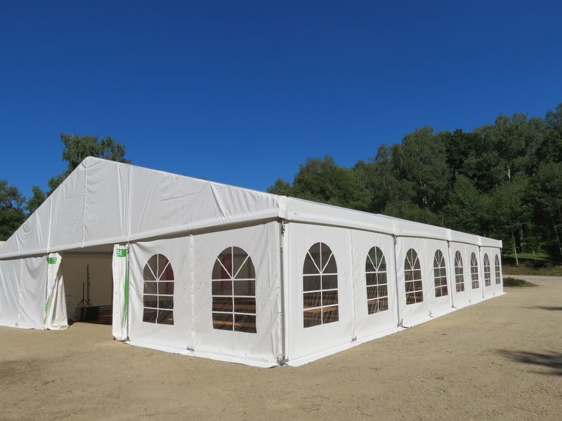 Marquees Tixier - tent and hollow tent