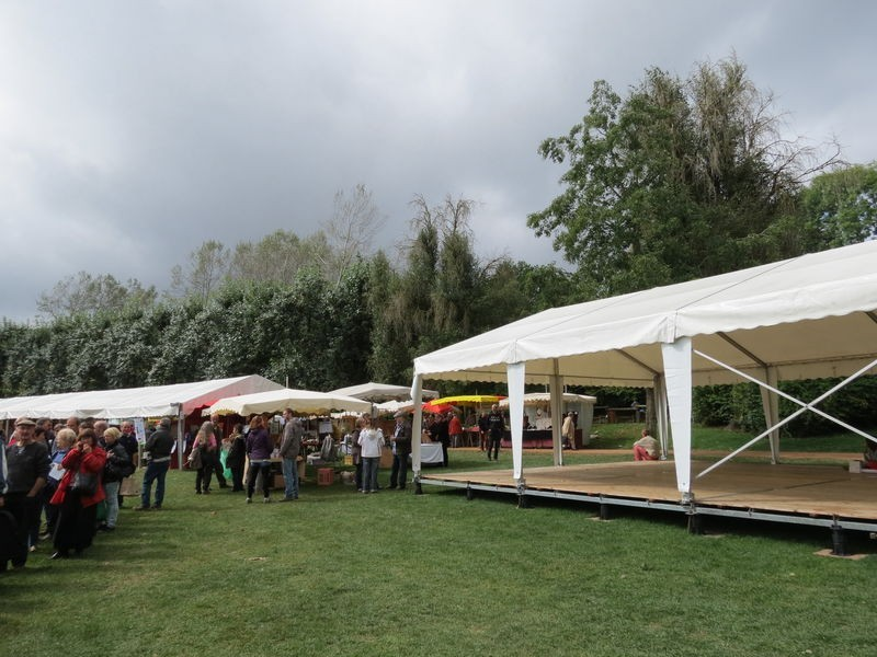 Tixier marquees - for companies
