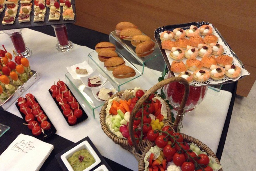 Bonnieu catering - buffet