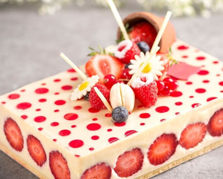 Patisseriedanieltreateurrennesfraisier