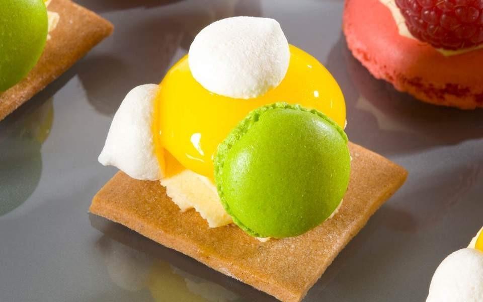 Maison courbet - gourmet dessert