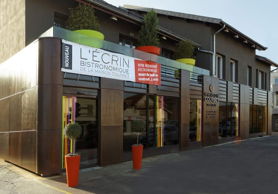 Maison Courbet - Event-Catering in Besançon