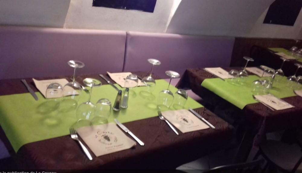 Cantina restaurantchatillonsalle