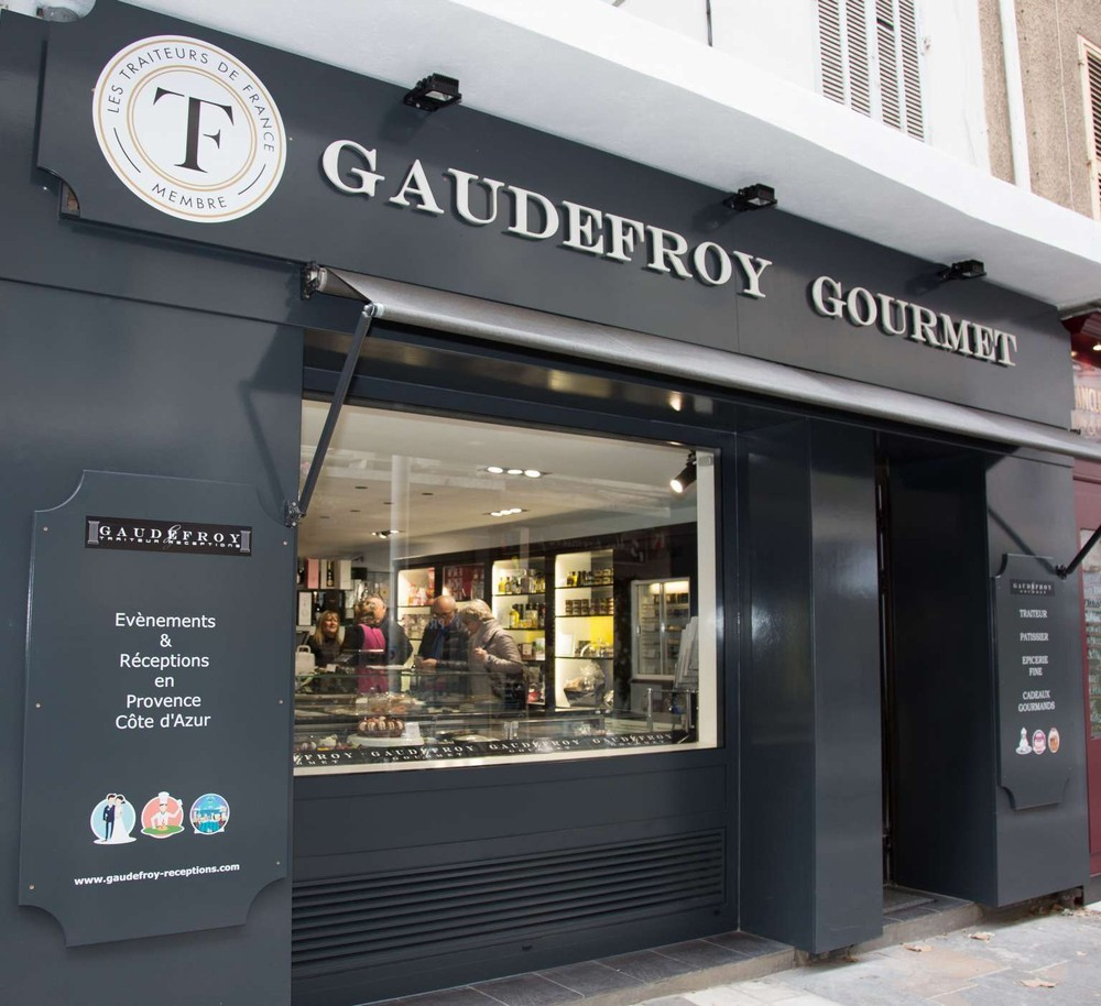 Ricevimenti di Gaudefroy - catering var