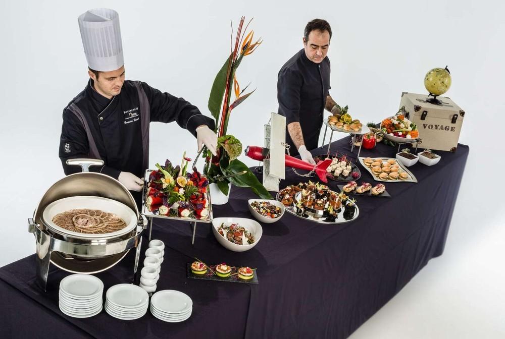 Gaudefroy recepciones - buffet
