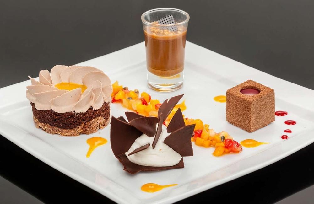 Gaudefroy recepciones - plato gourmet