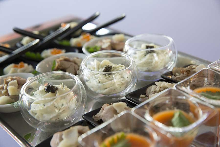 Lustyk - catering for seminars