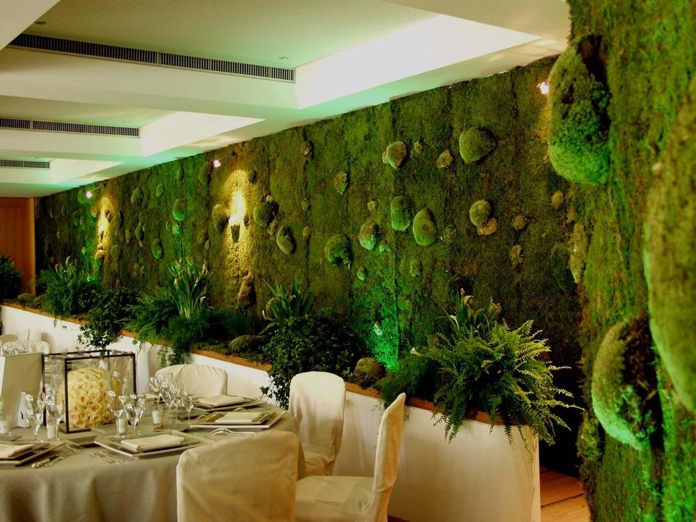 Green asset - interior