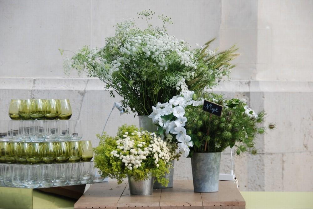 Green asset - event florist