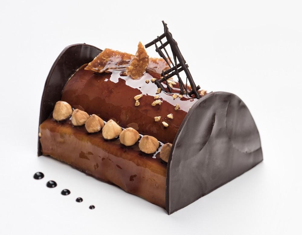 Xavier hauville catering - chocolate dessert