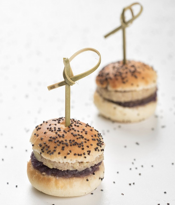 Xavier Hauville Catering - Mini-Hamburger