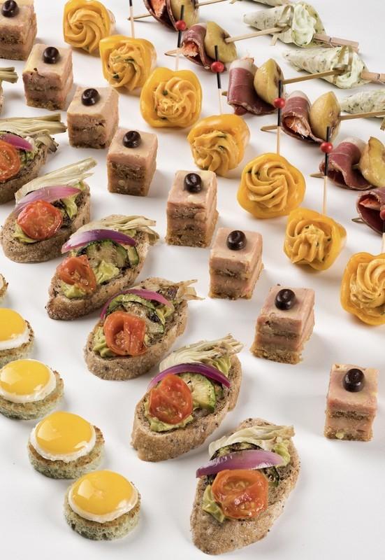 Xavier hauville catering - migniardises