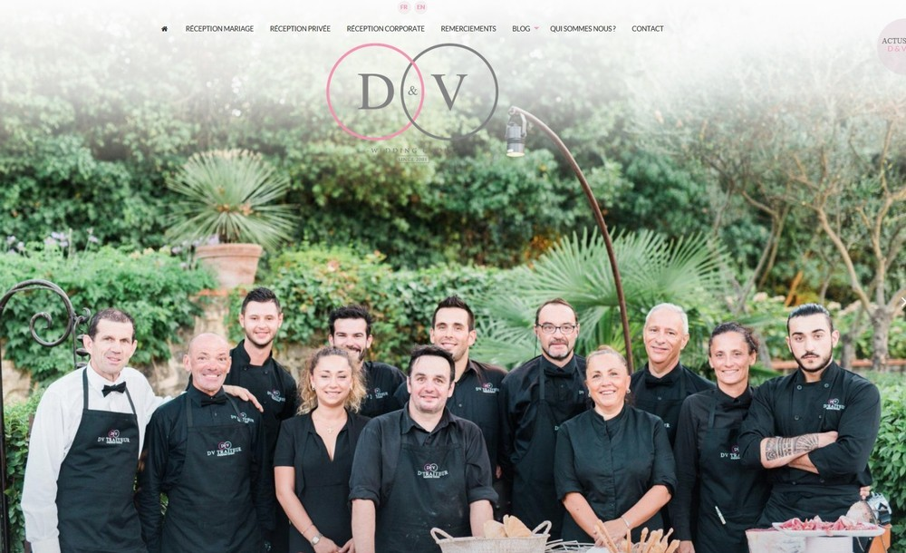 Dv catering - catering company in Toulon