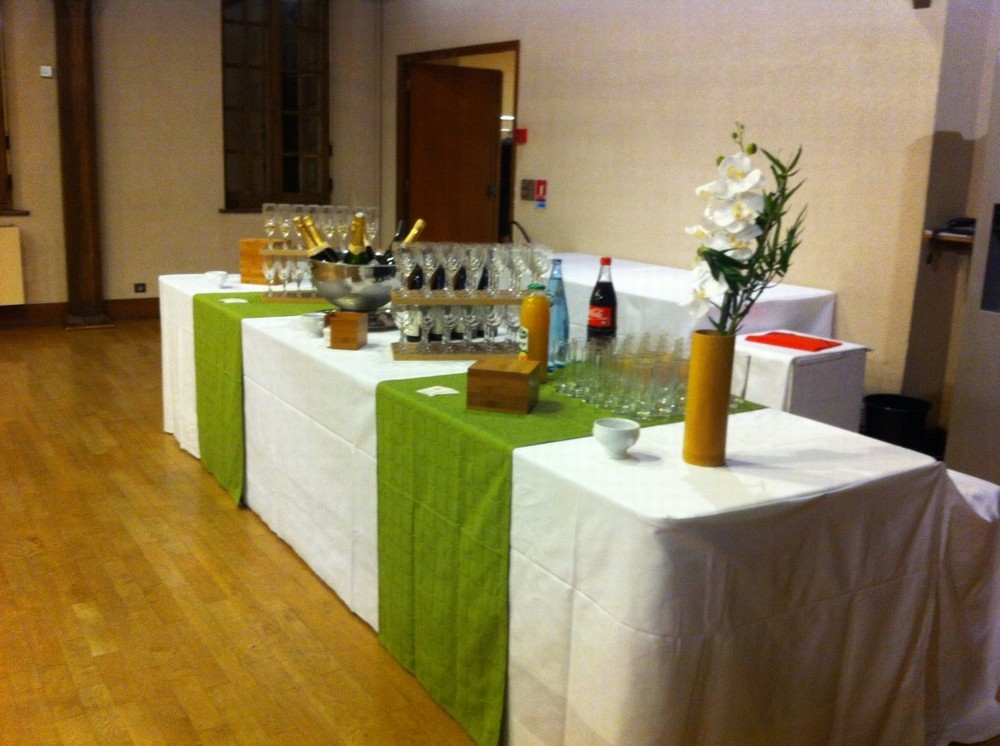 Royal Bee catering - buffet / cóctel