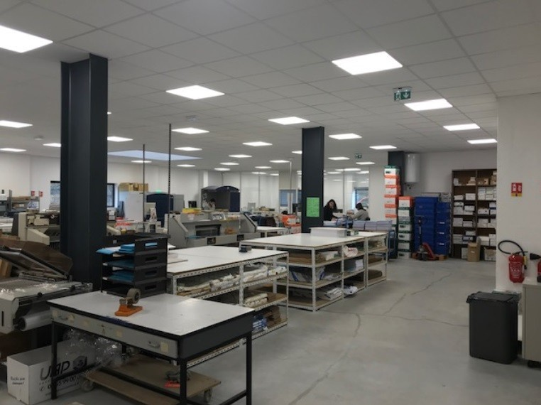 Pellegrino-Reproduktionen - glatter Drucker