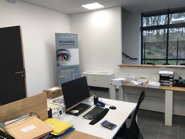 Pellegrino Reproduktionen - Büro