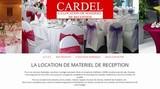 Cardel Rental - Service Provider Vermietung von Geräten NEUVILLE-EN-FERRAIN
